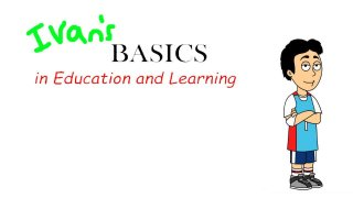 Ivan's Basics in Education and Learning (itch)
