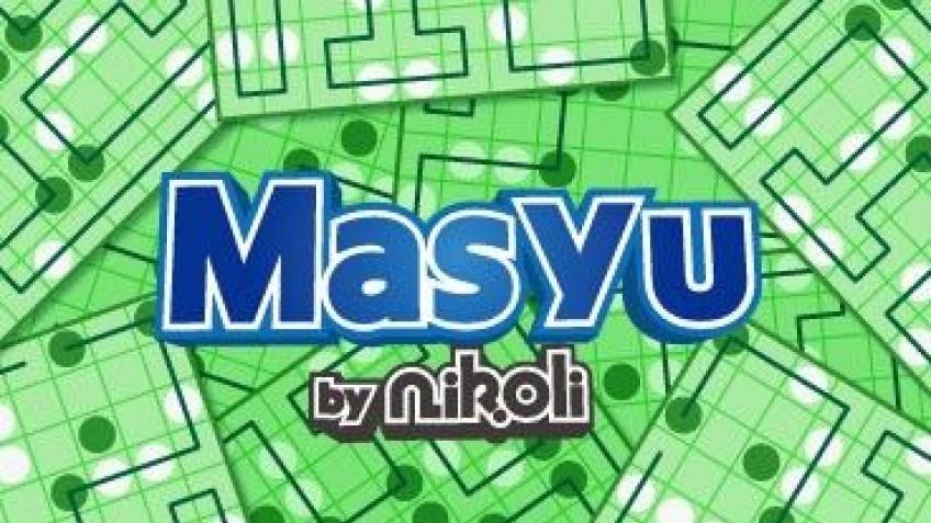 Masyu by Nikoli