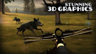 Crossbow Hunting: Wild Animals & Real Deer Hunt