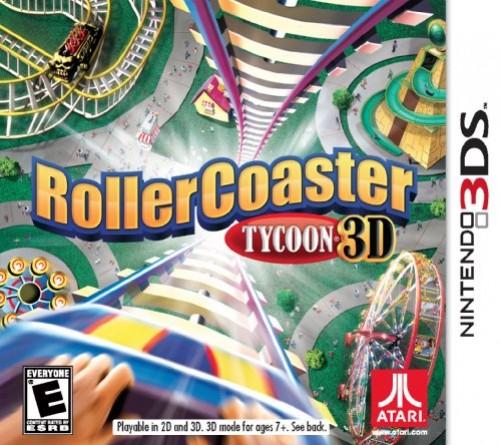 RollerCoaster Tycoon 3D