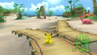 PokePark Wii: Pikachu's Adventure