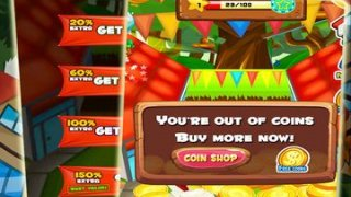 3D Monster Kingdom Coin Dozer - Cute Creature Collector Arcade Game FREE!