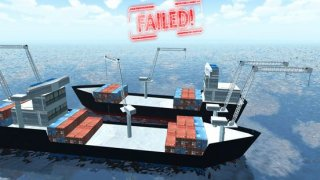 Big Ship Parking Simulator - Ocean Container Shipping Cargo Boat Game FREE