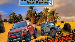 3D Off-Road Truck Parking 2- Extreme 4x4 Simulator