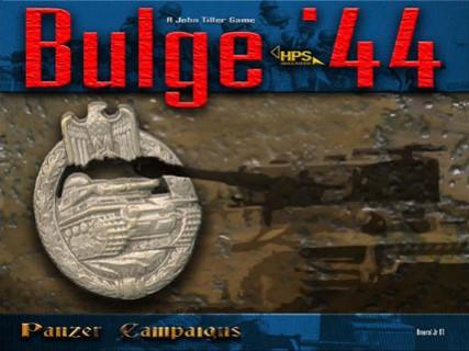 Panzer Campaigns - Bulge '44