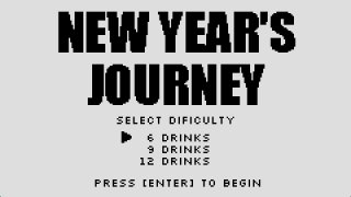 New Year's Journey (itch)