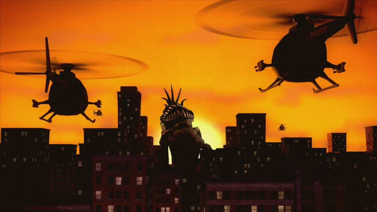 Sam & Max: The Devil's Playhouse Episode 5: The City That Dares Not Sleep