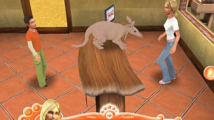 игра Pet Vet 3d Wild Animal Hospital мои любимцы африканские