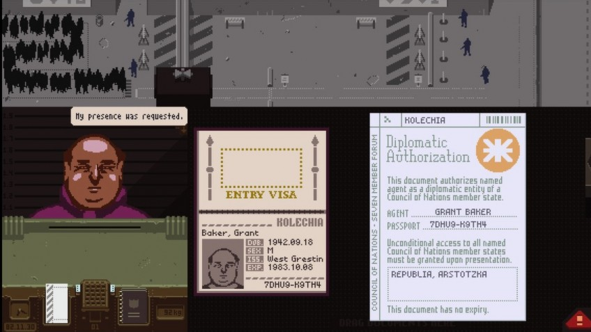 Papers Please игра скачать на русском - фото 4