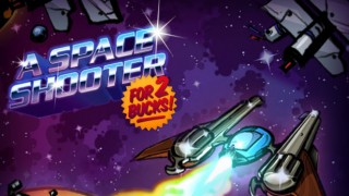 A Space Shooter for Two Bucks!