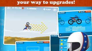 Ace Rider - motor bike racing & stunts