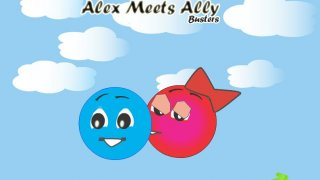 Alex Meets Ally Busters (itch)