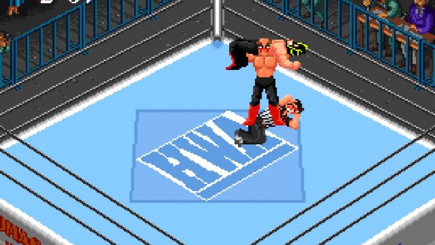 Fire Pro Wrestling Combination Tag