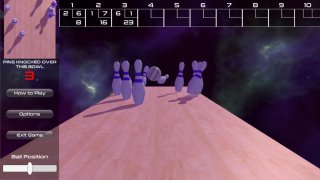 Space Bowling (itch)