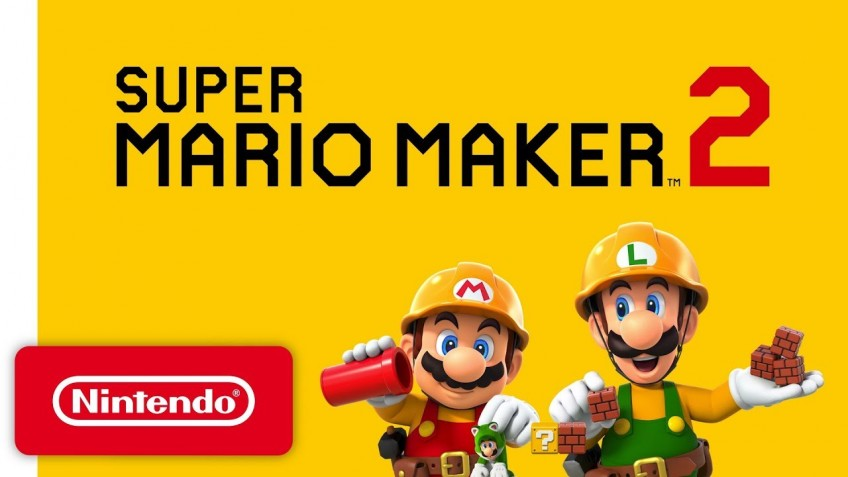 Super Mario Maker2