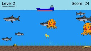 Underwater Riches 2D (itch)