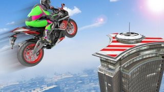 Bike Impossible Tracks Race: 3D Motorcycle Stunts