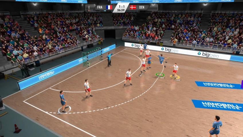 IHF Handball Challenge14