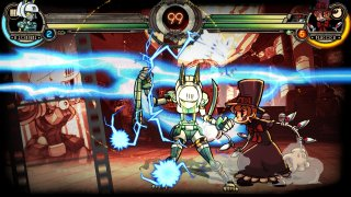 Skullgirls: Encore - Robo-Fortune