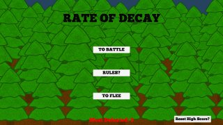 UGJ: Rate of Decay (itch)