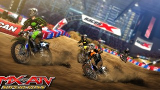 MX vs. ATV: Supercross