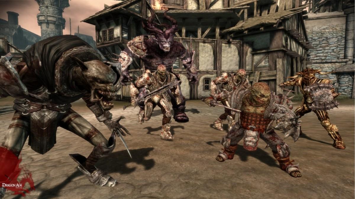 Dragon Age: Origins - Darkspawn Chronicles