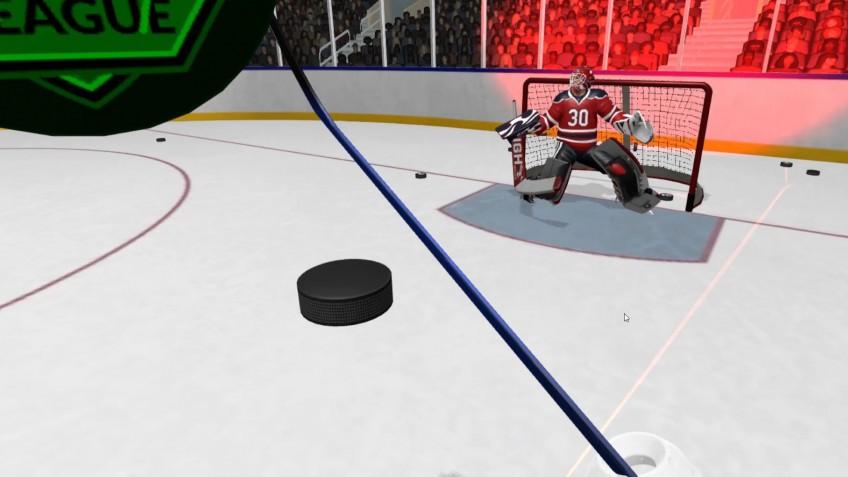 Skills Hockey VR