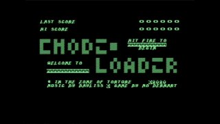 Chode Loader (C64) Commodore 64 (itch)