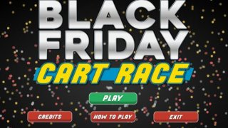 Black Friday Cart Race (itch)