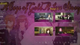 A Cage of Gold A Love Story Episode 02 (itch)