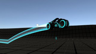 (not)Tron Lightcycles (itch)