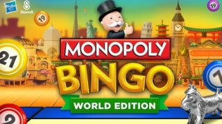 MONOPOLY Bingo!: World Edition
