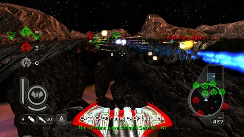 Wing Commander Arena