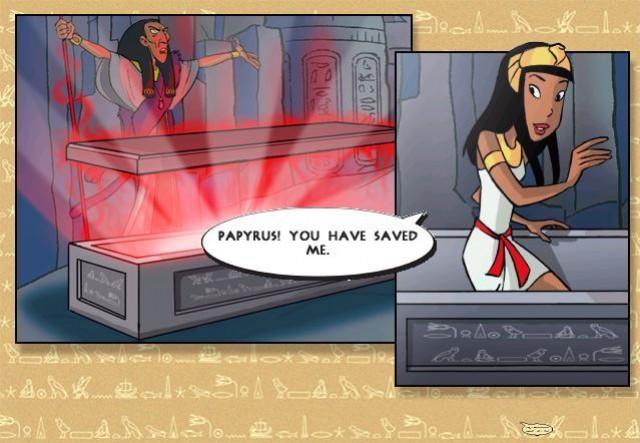 Papyrus: The Pharaoh's Challenge