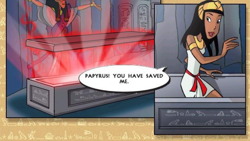 Papyrus: The Pharaoh's Challenge