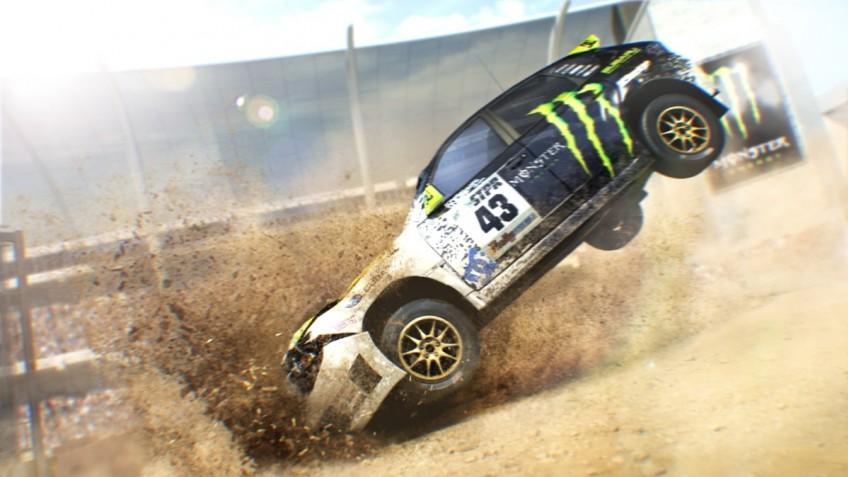 скачать игру Colin Mcrae Dirt 2 через торрент на русском от механиков - фото 8