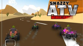 Snazzy ATV Racing