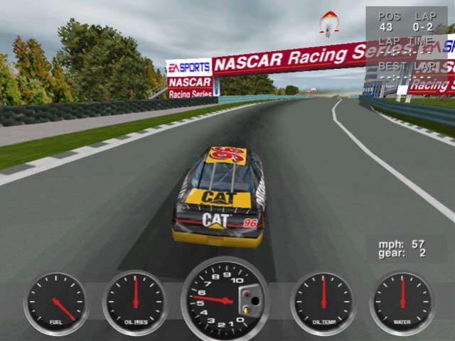 NASCAR Revolution