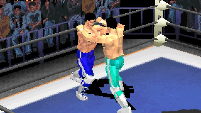Fire Pro Wrestling: Iron Slam '96