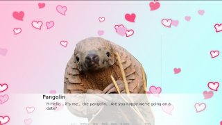 pangolin lover (itch)