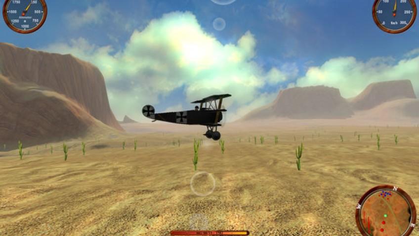 Flying Baron 1916