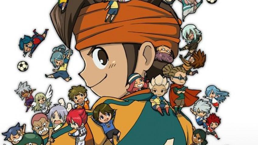 Inazuma Eleven 1-2-3: The Legend of Endou Mamoru