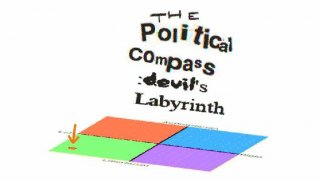 The Political Compass: Devil's Labyrinth (itch)
