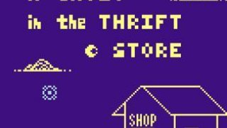 A Ghost in the Thrift Store (itch)