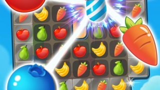Fruit Blast: Fun Match 3 Games
