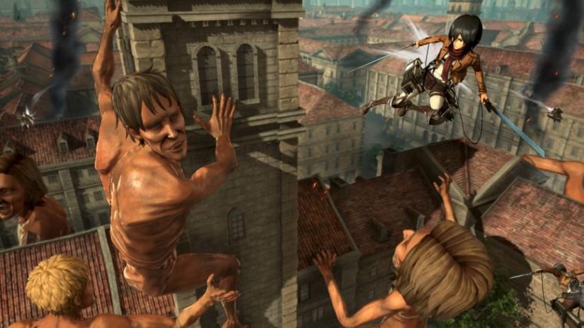 Attack of Titan 2