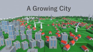 A Growing City (itch)