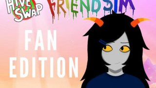 Friendsim Fangame: Fan Edition (itch)