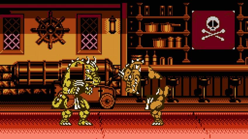 Teenage Mutant Ninja Turtles: Tournament Fighters (1994)