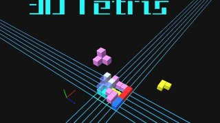 3D Tetris - Mad Fac (itch)